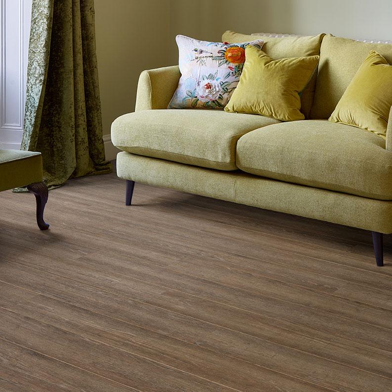 Vintage Oak, Brown 3472